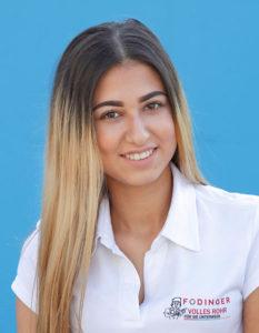 Nadja Zahran